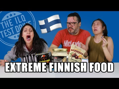 Finland finds: Can we even FINNISH these snacks?!