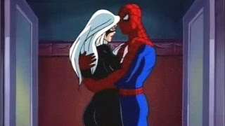 Spiderman the Animated Series - THE BLACK CAT RETURNS