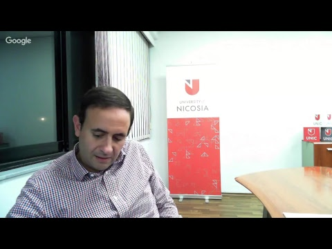 MOOC 8, Live Session 9 with Antonis Polemitis, Digital Currency & Financial Institutions