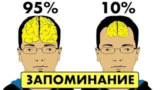 12 СЕКРЕТОВ, КАК УЛУЧШИТЬ ПАМЯТЬ. Лайфхаки для мозга