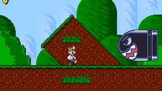 Dr. Mario World Redrawn (Smw Hack) - Part 1