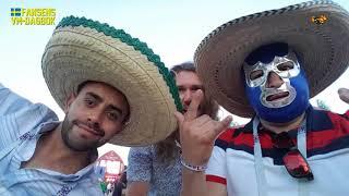 Så slutar ödesmatchen mot Mexiko – på Playstation