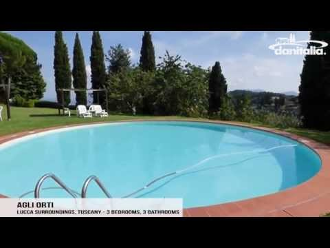 Holiday home rentals Lucca Tuscany. Agli Orti