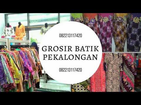 JUAL SARUNG BATIK ORI PEKALONGAN| wa: 085729881891 Batik lukis baju koko ecer dan grosir from YouTube · Duration:  2 minutes 46 seconds
