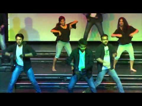 Zensar Expresssion 2015 SA Dance