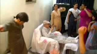 Repeat youtube video Deobandi Kanjar Peer Chumi Sain Ka Harami Pan