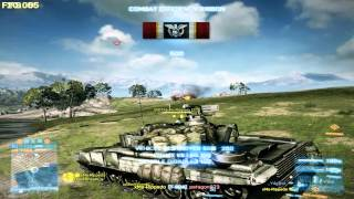 BATTLEFIELD 3 - | Conquest Large - 106/6 | R.O.T.A | FULL [HD]