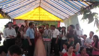 Bài ca cây lúa - Cha Cosma & GĐ GLV Gx Ngọc Lâm - Đám cưới A. Bình