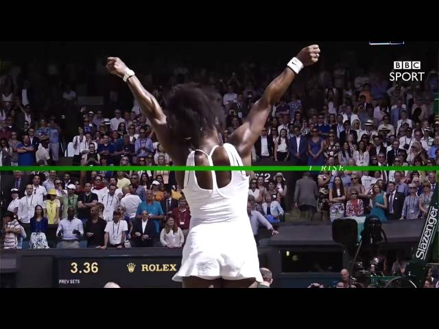 """Serena Williams reads """"Still I Rise"""" by Maya Angelou"""