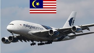 Airlines of Malaysia with their fleet size (MARCH 2018 Report)