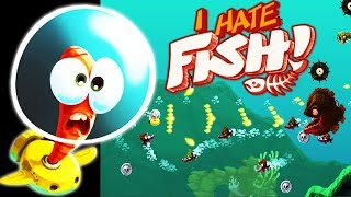 I Hate Fish Gameplay (Fingersoft) : I love this fun shoot