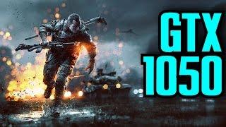 Battlefield 4 GTX 1050 2GB OC (Multiplayer) 1080p | FRAME-RATE TEST