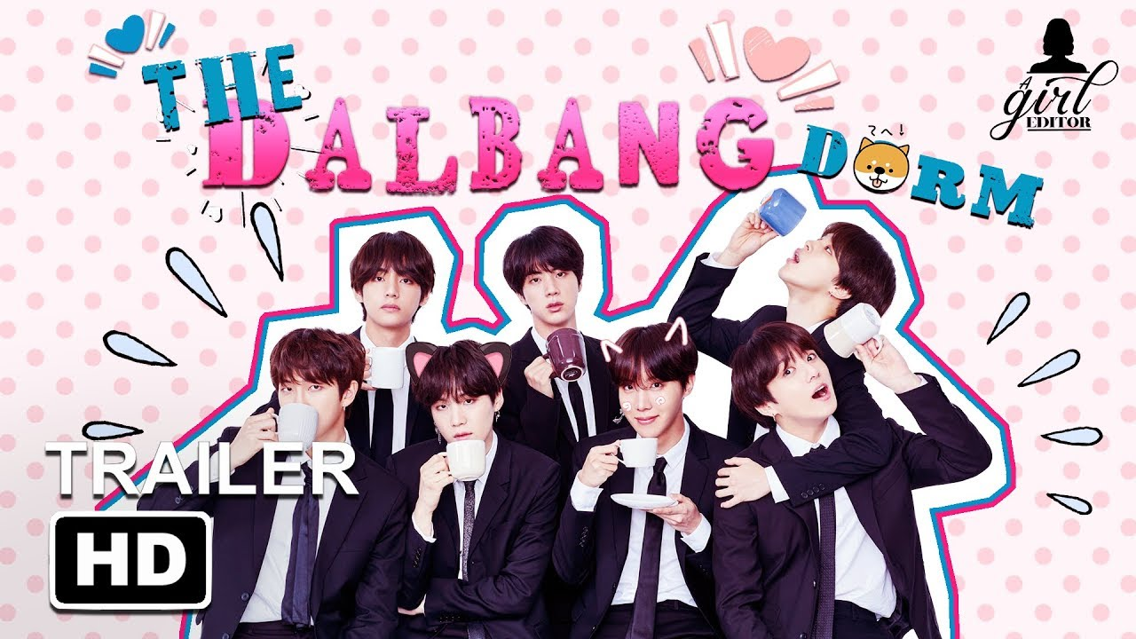 Download Dalbang Dorm || A BTS Comedy Trailer [HD]