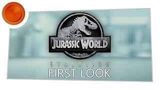 Jurassic World Evolution - First Look - Xbox One