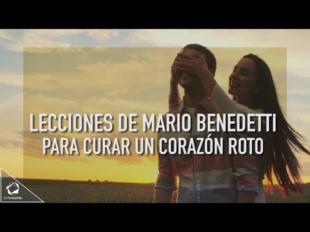Mario Benedetti Poemas Cortos De Amor Letras Letras