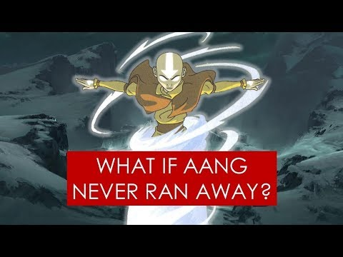 What if Aang never ran away? [ Avatar: Alternate History ]