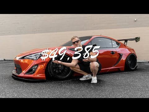 What Does It Cost To Build A Widebody FRS?