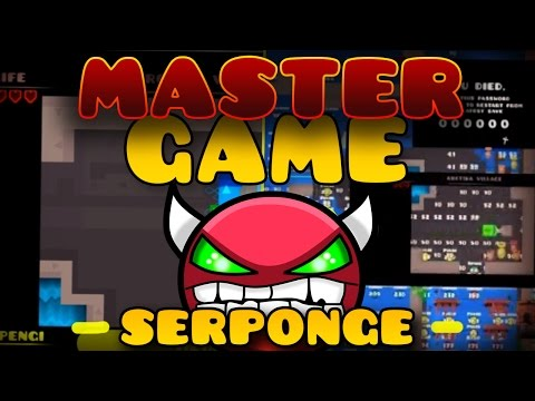 AMAZING :D MASTER GAME (Montage) By Serponge