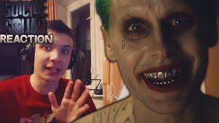 "Reaction | Трейлер SDCC ""DC Suicide Squad/Отряд Самоубийц"""