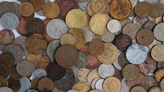 ASMR видео урок истории I деньги России, монеты