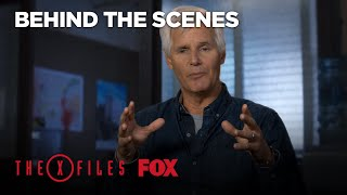 The Cast Discusses Conspiracy | Season 10 | THE X-FILES