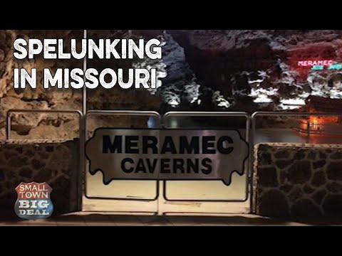 Meramec Cave