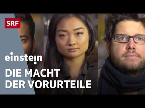 Die Macht der Vorurteile - Einstein vom 19.1.2017