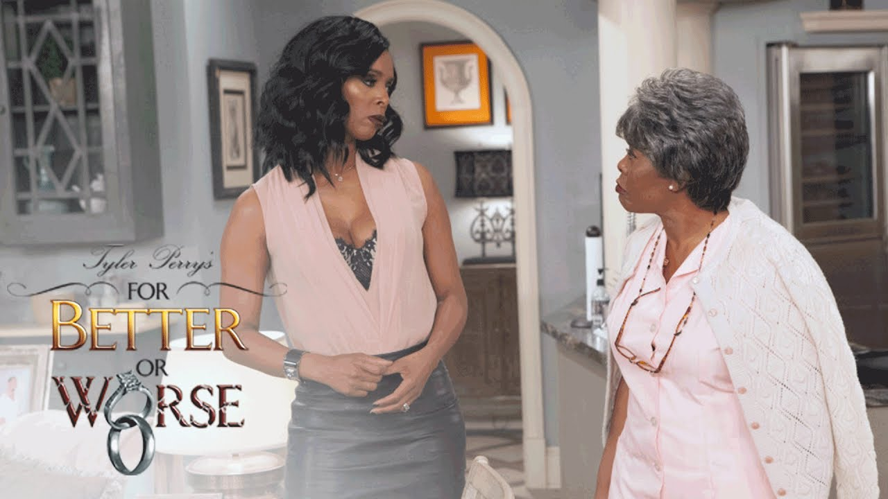 Words of Wisdom from Miss V   Tyler Perry's For Better or ...