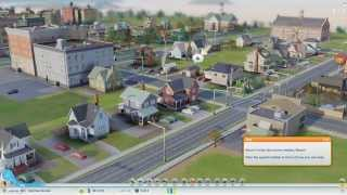 SimCity PC Gameplay Getting Started | 1080p