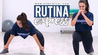 Rutina express para quemar grasa | Total Body GymVirtual