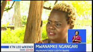 MWANAMKE NGANGARI | Judith Bwire anavyotumia muziki kuwapa sauti wasichana katika jamii