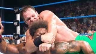 """Crossface"" (Chris Benoit) MOVIE Trailer"