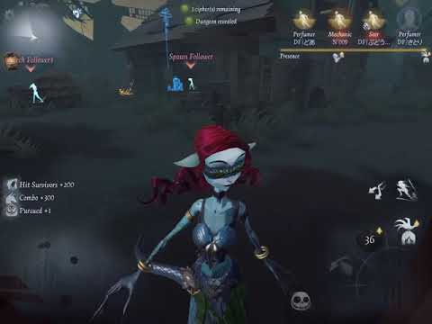Destroying Them | Dream Witch Gameplay | Identity V