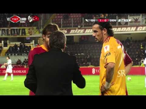 Galatasaray 3-1 Denizlispor 1-0 Elano Blumer HD Ziraat Turkiye Kupasi