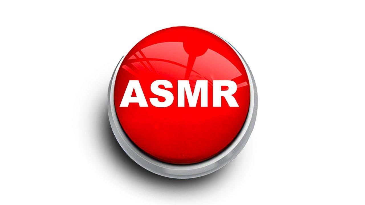 Press This Button For Tingles! ASMR