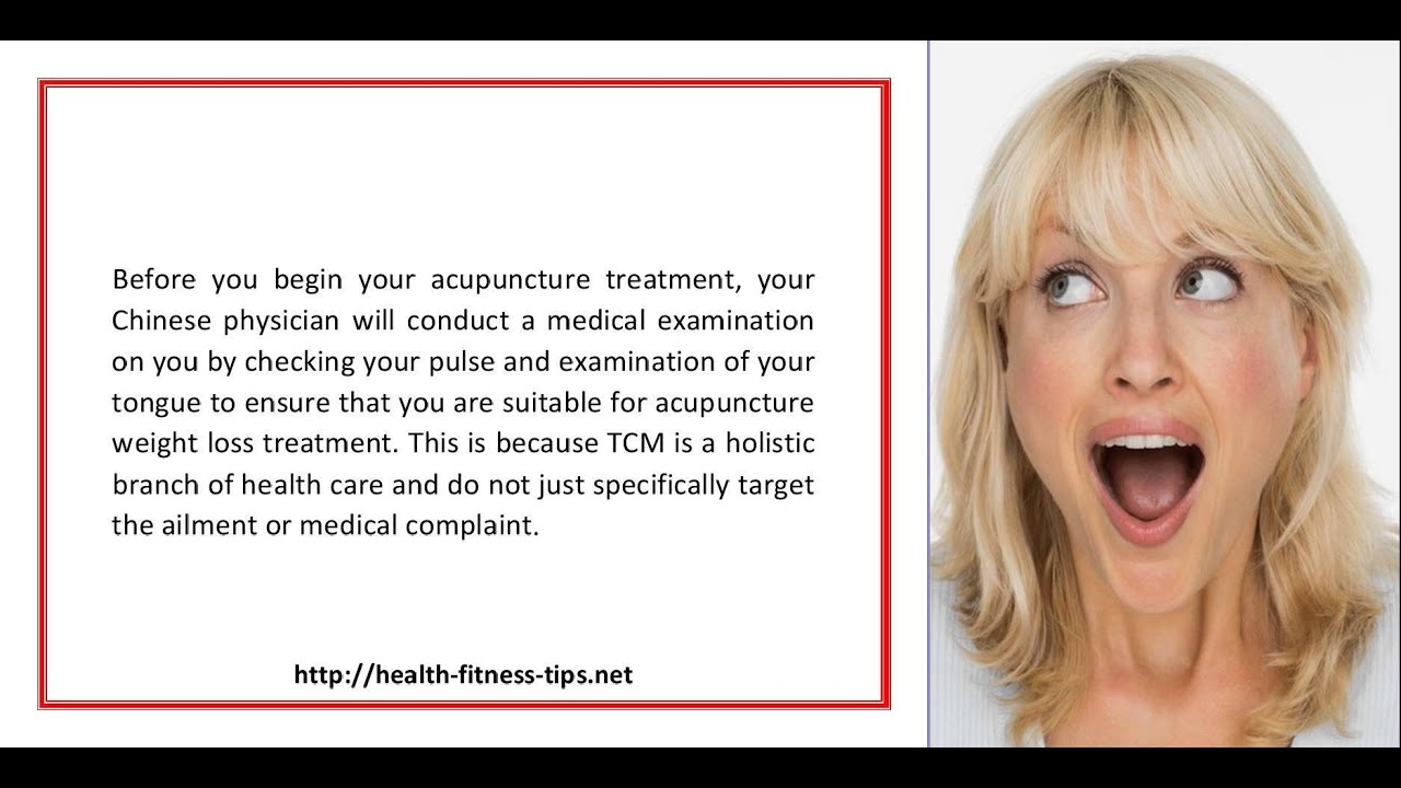 weight loss with acupuncture can acupuncture help you lose weight