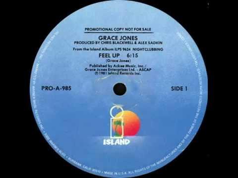 Grace Jones – Feel Up (1981)
