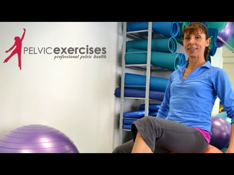Core Exercises Abdominal Toning Ball Routine for Beginners