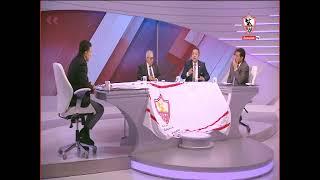 """تعليق  طارق يحيى على اداء بن شرقي """" هو  بن قلبي""""  ويهاجم مذيع المباراة -زملكاوي"""