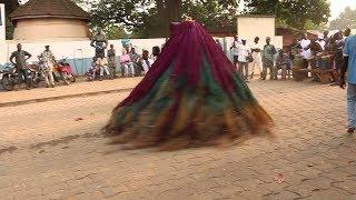 Download Mp3 مقطع مخيف وواضح لرقص الشياطين في افريقيا ! فودو