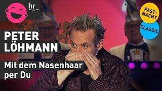 Peter Löhmann und der Haarwuchs an unbekannten Stellen