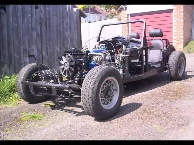 marlin roadster mk1 build
