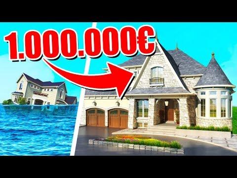 Vendiamo la nostra casa allagata per 1.000.000€! - house flipper