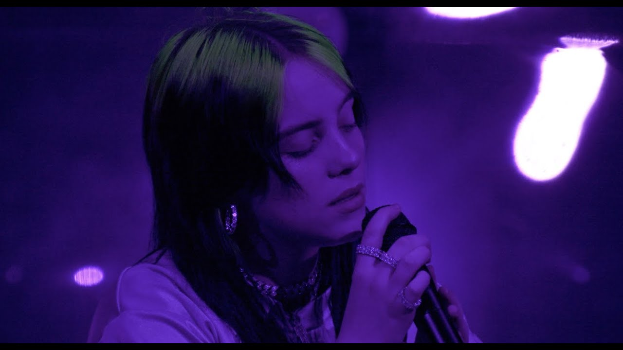 Billie Eilish Come Out And Play Live From The Steve Jobs Theater Youtube