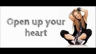 Avril Lavgine - Stop Standing There (Lyrics)