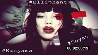 Elliphant   Tekkno Scene feat SOYSS Adam Kanyama