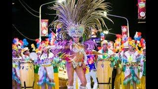Comparsa Bella Samba - Show Batería Eterna Guerrerra - CUARTA Noche - Carnaval de Concordia 2019