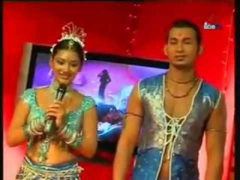 උපේක්ෂා ස්වර්ණමාලි (Upeksha Swarnamali) ගේ සරාගී නර්තනය (Sirasa Dancing Stars) Hot Dance