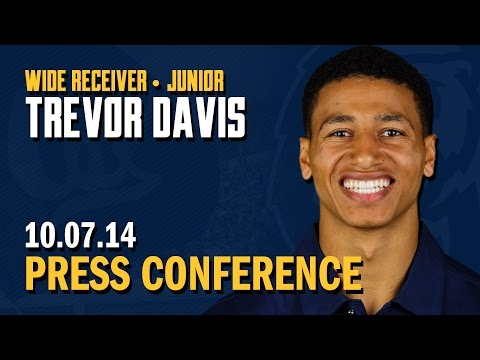 Cal Football: Trevor Davis (Pre-Washington)