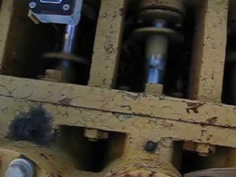 GASO Triplex Pump w/ Detroit Diesel